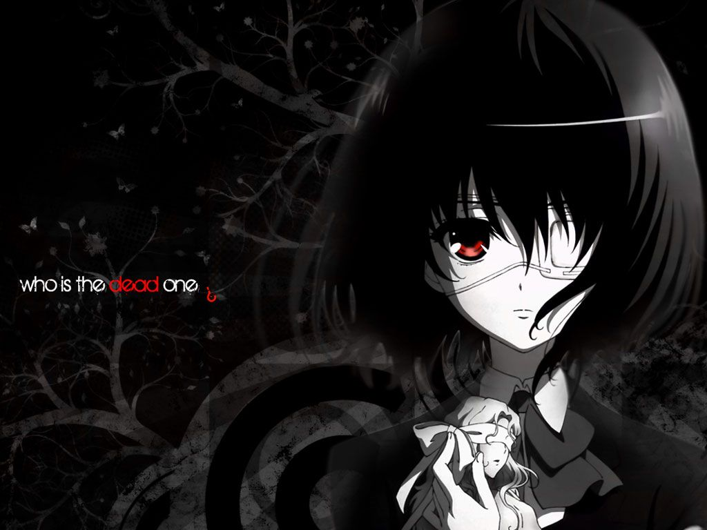 Horror Anime Wallpaper Wallpapers Of Another Anime