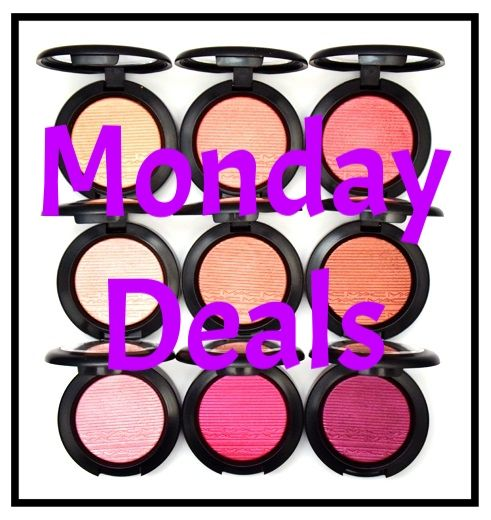 Monday Deals #beauty #makeup #skincare #fashion #bloggers