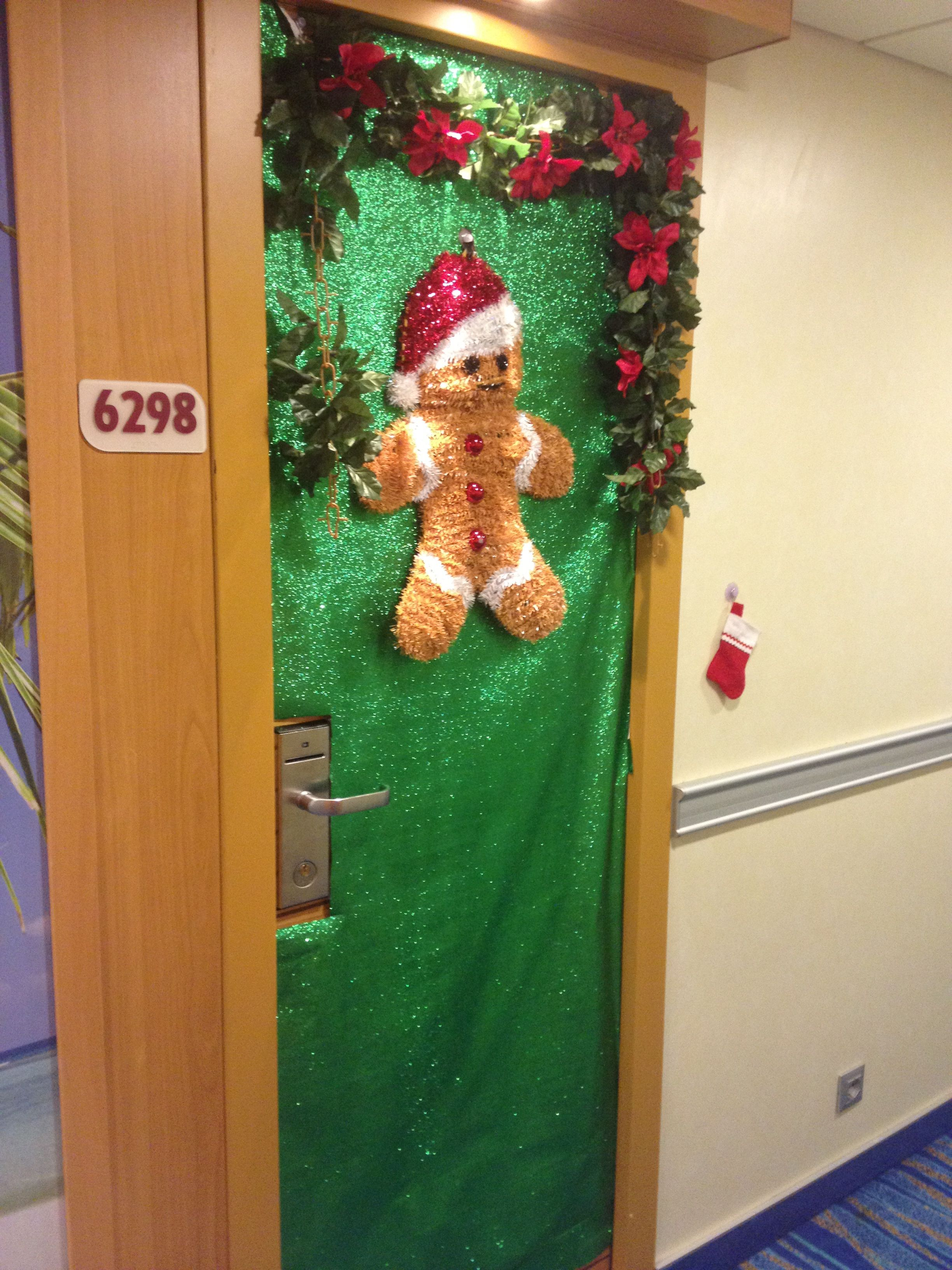 Kids Will Love Decorating Their Cabin Door Christmas Cruises Cruise Door Decor Christmas Travel