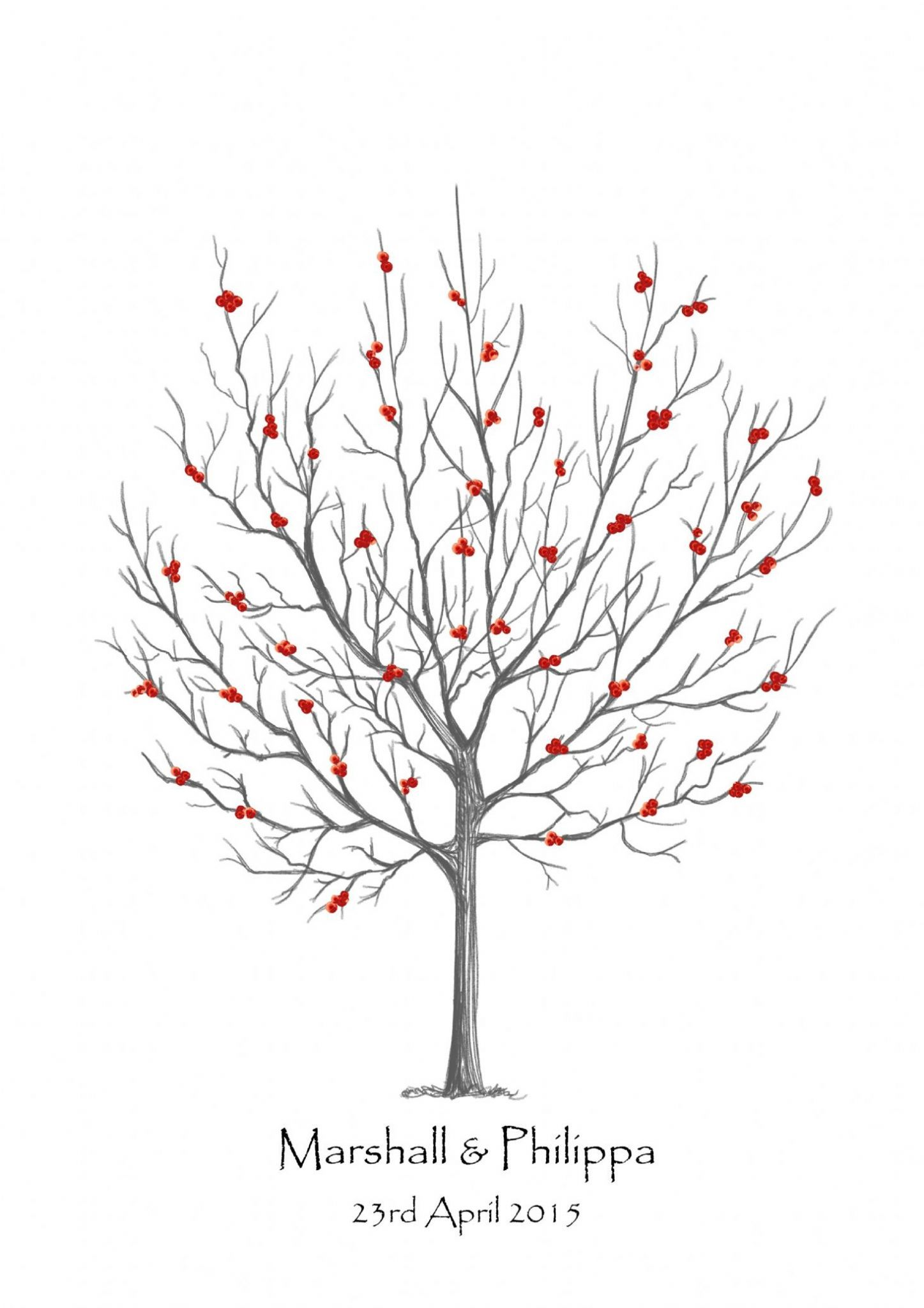 Rowan Tree Tattoo    And It Is Considered A Magical Tree By