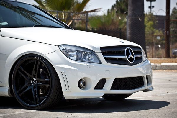 2010 Mercedes C300 Modifications Google Search With Images