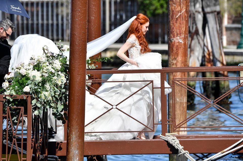 Die Schonsten Bilder Ihrer Hochzeit Ladder Decor Wedding Marriage