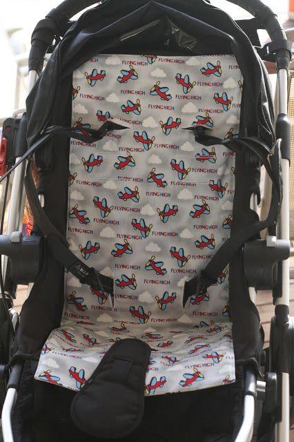 New Maclaren Reversible fleece pushchair pram blanket /& matching liner