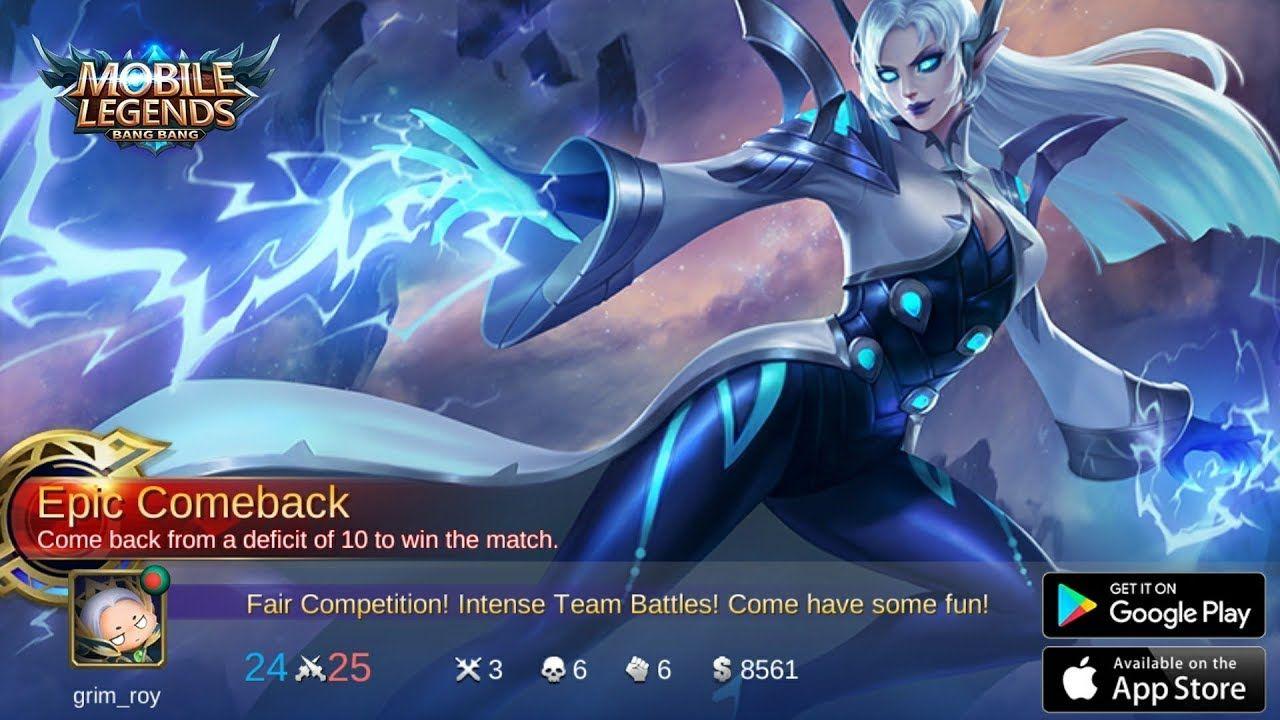pin on mobile legends: bang bang gameplay