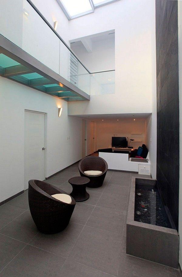 haus casa v2 wohnzimmer mit modernen m beldesigns und fliesen bodenbel ge for the home. Black Bedroom Furniture Sets. Home Design Ideas