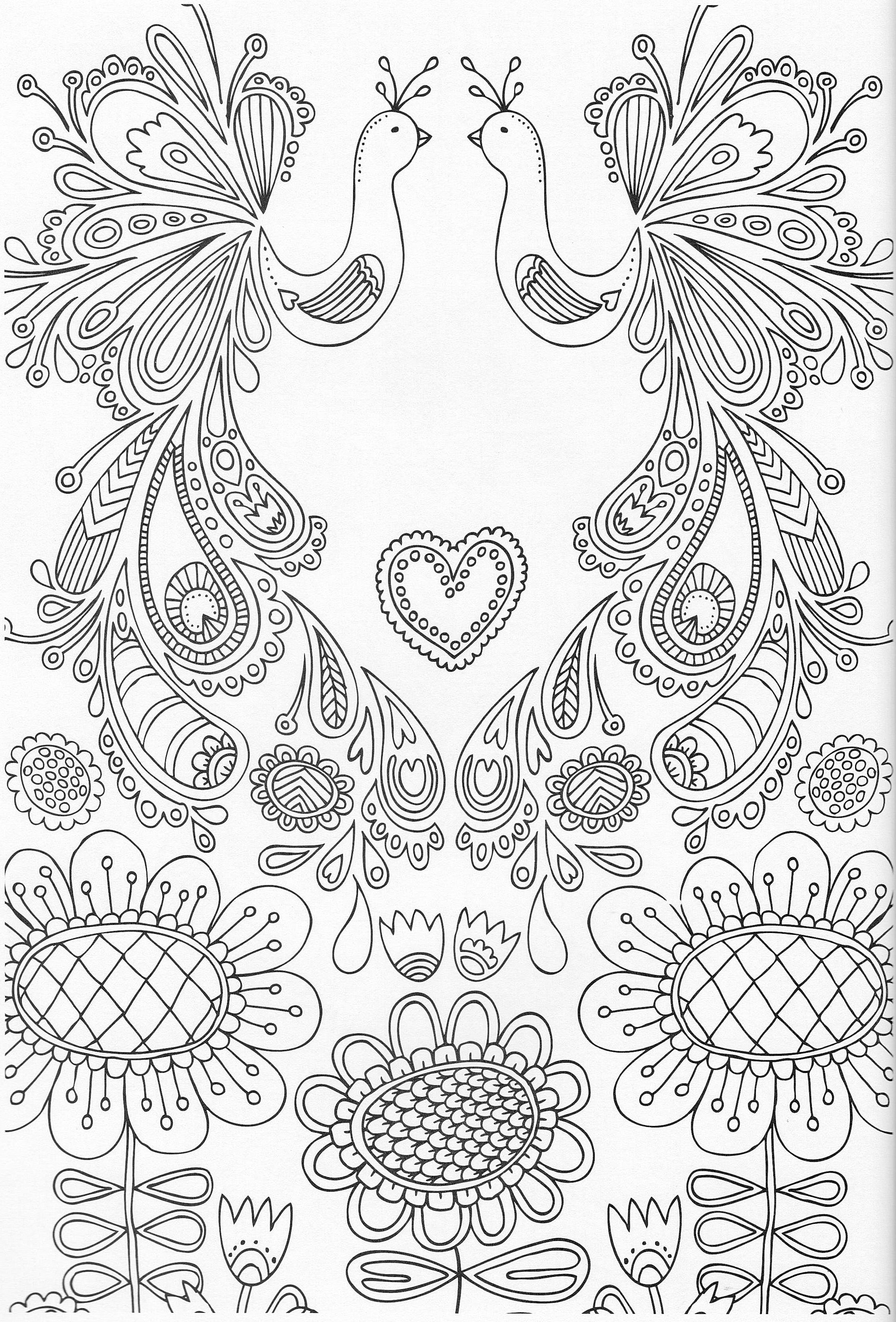Adult coloring page free sample Join fb grownup coloring group