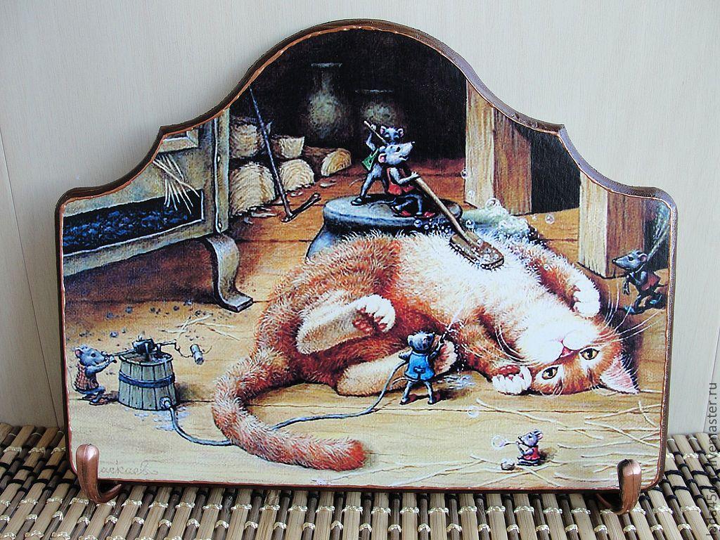картинки для декупажа кот и мыши корсика являются лучшими