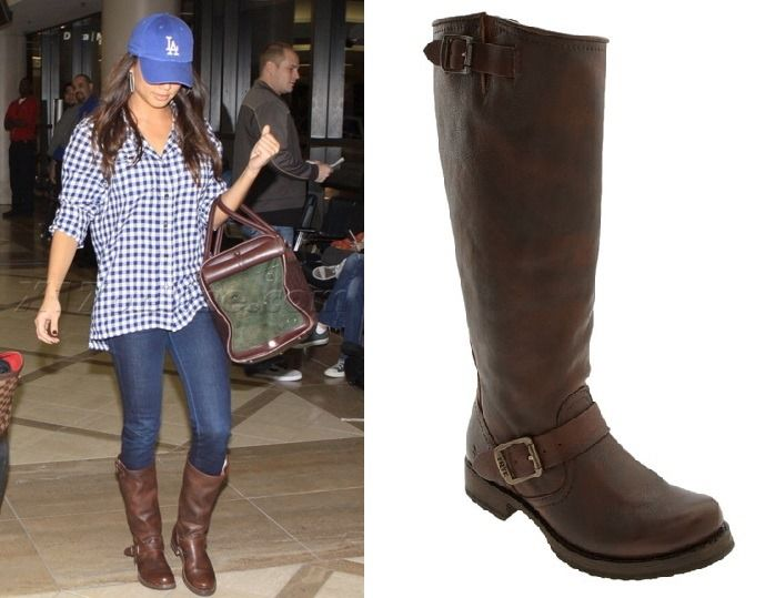 frye veronica back zip tall boots - Google Search