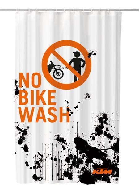 Ktm Shower Curtain