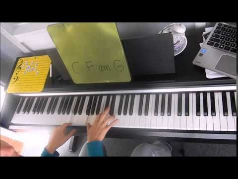 Nice C2 Chord On Piano Pictures - Basic Guitar Chords For Beginners ...