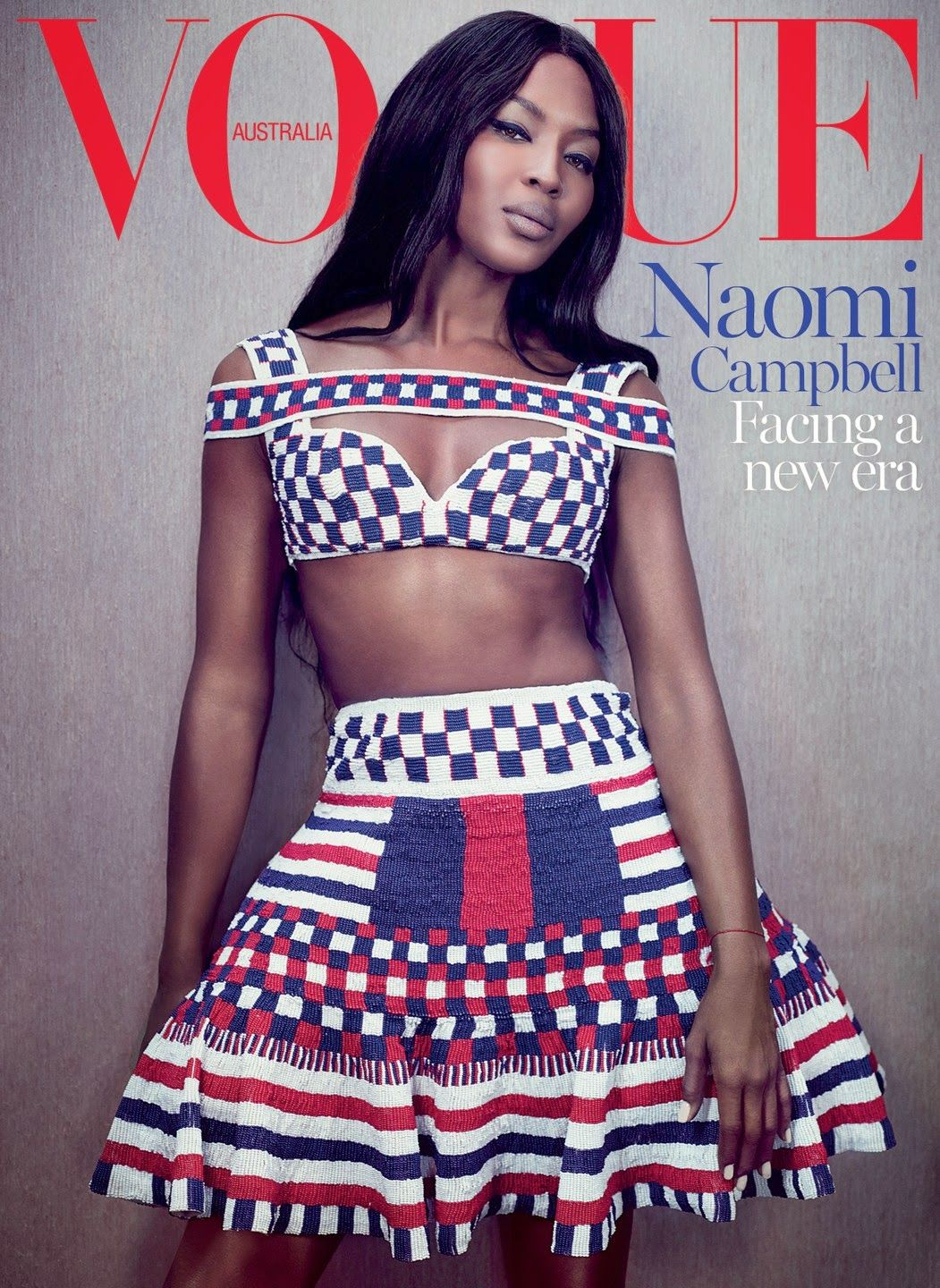 via By Sasha - Naomi Campbell | Photography by Emma Summerton | For ...