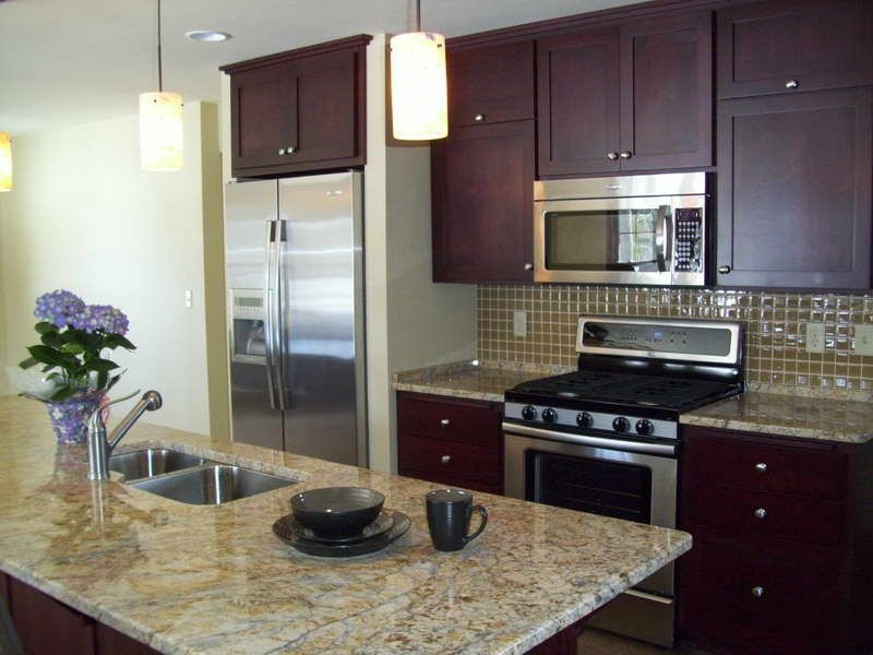 Open Galley Ideas Open Galley Kitchen