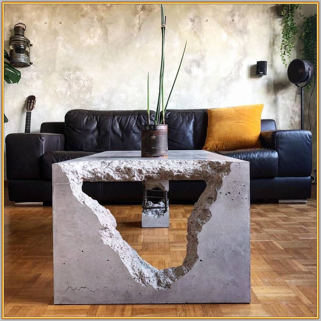 Seeking Urban Modern Living Room Interior Design Advice Look At This Article Modern Interior Design Concrete Furniture Concrete Interiors Modern Living Room Interior