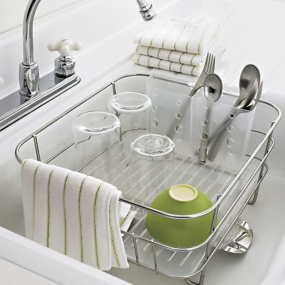 When You Need A Tiny Dish Rack For A Tiny Kitchen Kitchen Design Small Best Kitchen Cabinets Small Space Kitchen
