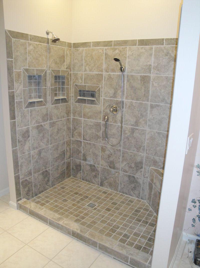 Shower Tile Image By Kbrs Inc On Shower Niches Shower