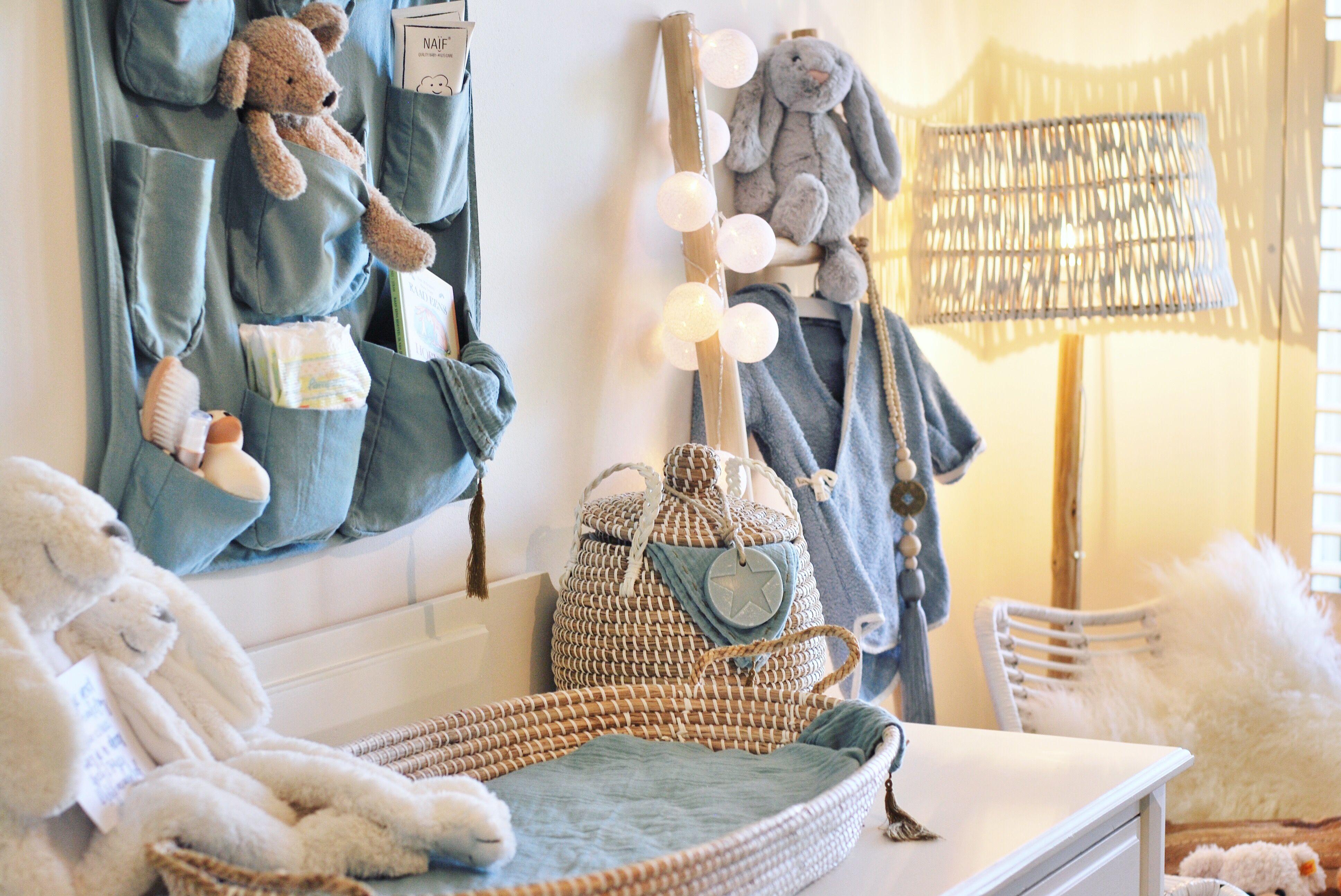Commode nursery decor babykamer inspiratie numero z olliella