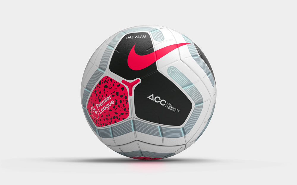 Nike Merlin Premier League Match Ball 2019 20 On Behance Premier League Matches Premier League League
