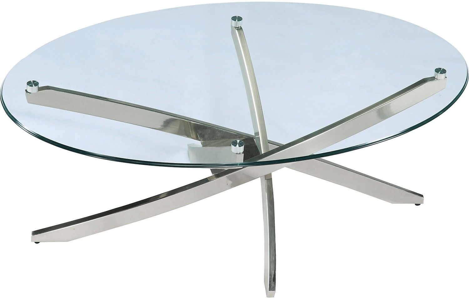 Zila Coffee Table The Brick Oval Tables