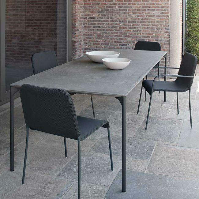 een nieuwe rechthoekige tafel is aan deze serie toegevoegd met de, Esstisch ideennn
