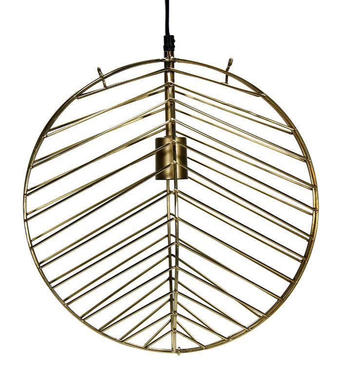 Lámparas de techo modernas de la colección Golden Francisco Segarra - lamparas de techo modernas