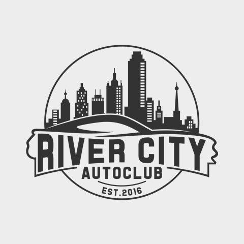 car club logo by