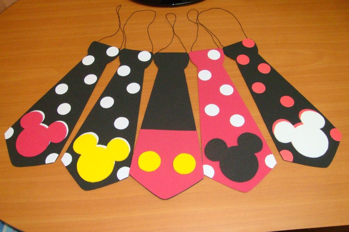 Manualidades para fiestas de mickey mouse manualidades - Imagenes de manualidades ...