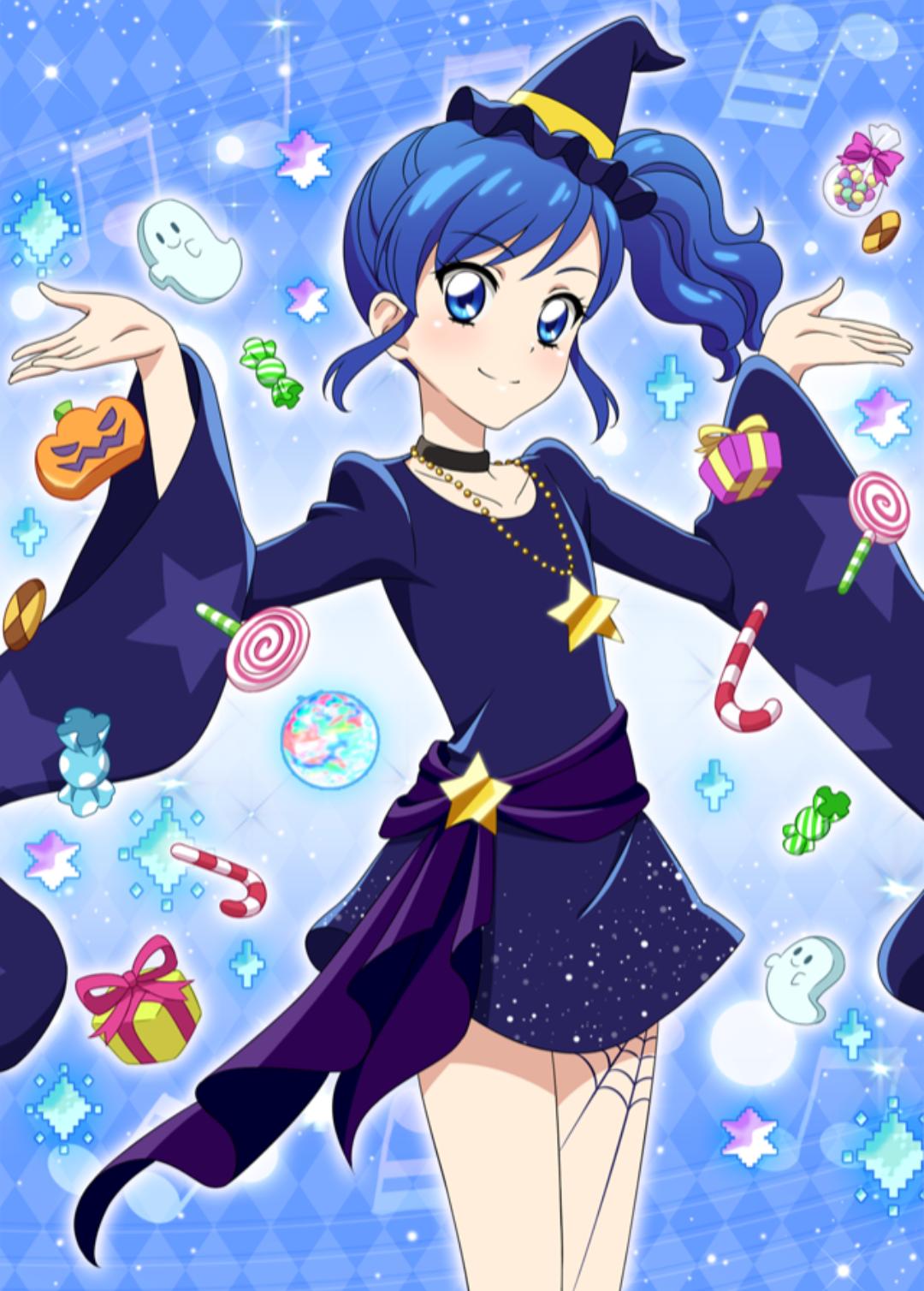 [ようこそおかしの家へ]霧矢 あおい アニメ魔女, アニメの女の子, かわいいアニメガール