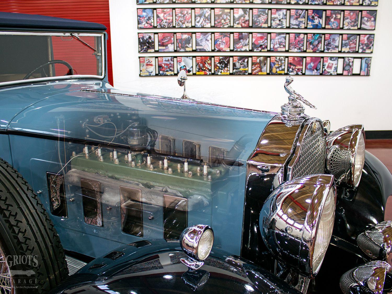1930 Packard 740 Custom Eight Convertible Car Covers Packard