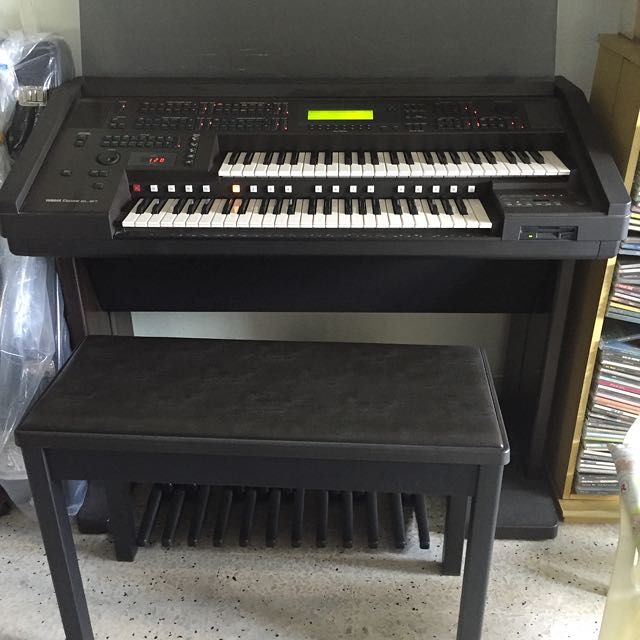 Selling used Yamaha Electone (Organ) EL 87 Bought at $9000