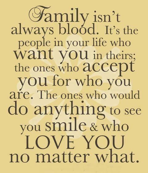Exactly From My Family I Have Removed Some With Whom I Share Ancestors To My Family I Have Added So Family Love Quotes Family Support Quotes Adoption Quotes