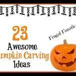 23 Pumpkin Carving Ideas