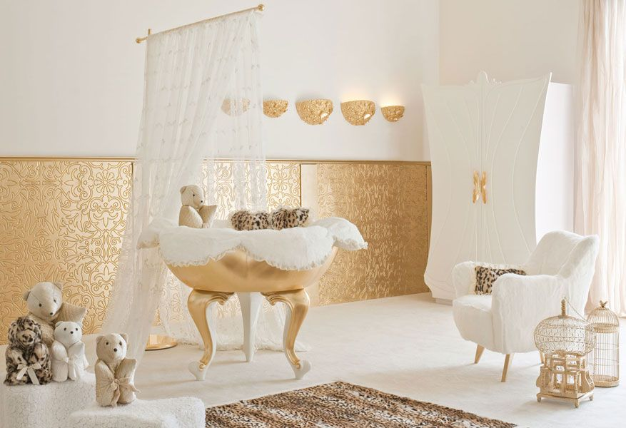 Luxury Bebè Baby S Rooms