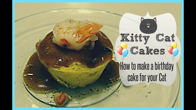 30 Creative Picture Of Birthday Cake Cat Kitty Cakes How To Make A For Your Youtube