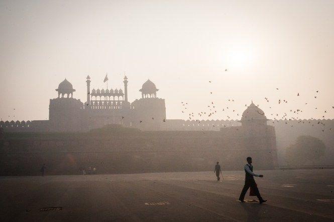 Street scene in Delhi, India #streetphotography #streetphotographer #India #travel #travelphotographer #travelphotos