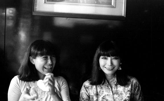 sayoko yamaguchi & yasuko takahashi