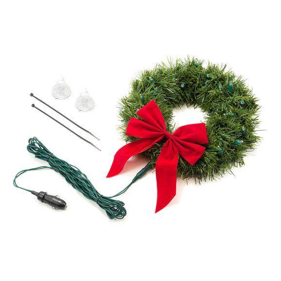 12 Volt Led Christmas Wreath Christmas Wreaths Christmas Wreaths With Lights Lighted Wreaths