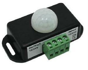12v Dc Motion Sensor Switch Adjustable Delay 60w Motion Sensor Led Strip Lighting Strip Lighting