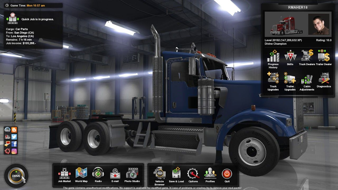 American Truck Simulator Upcoming Surgery With Images American