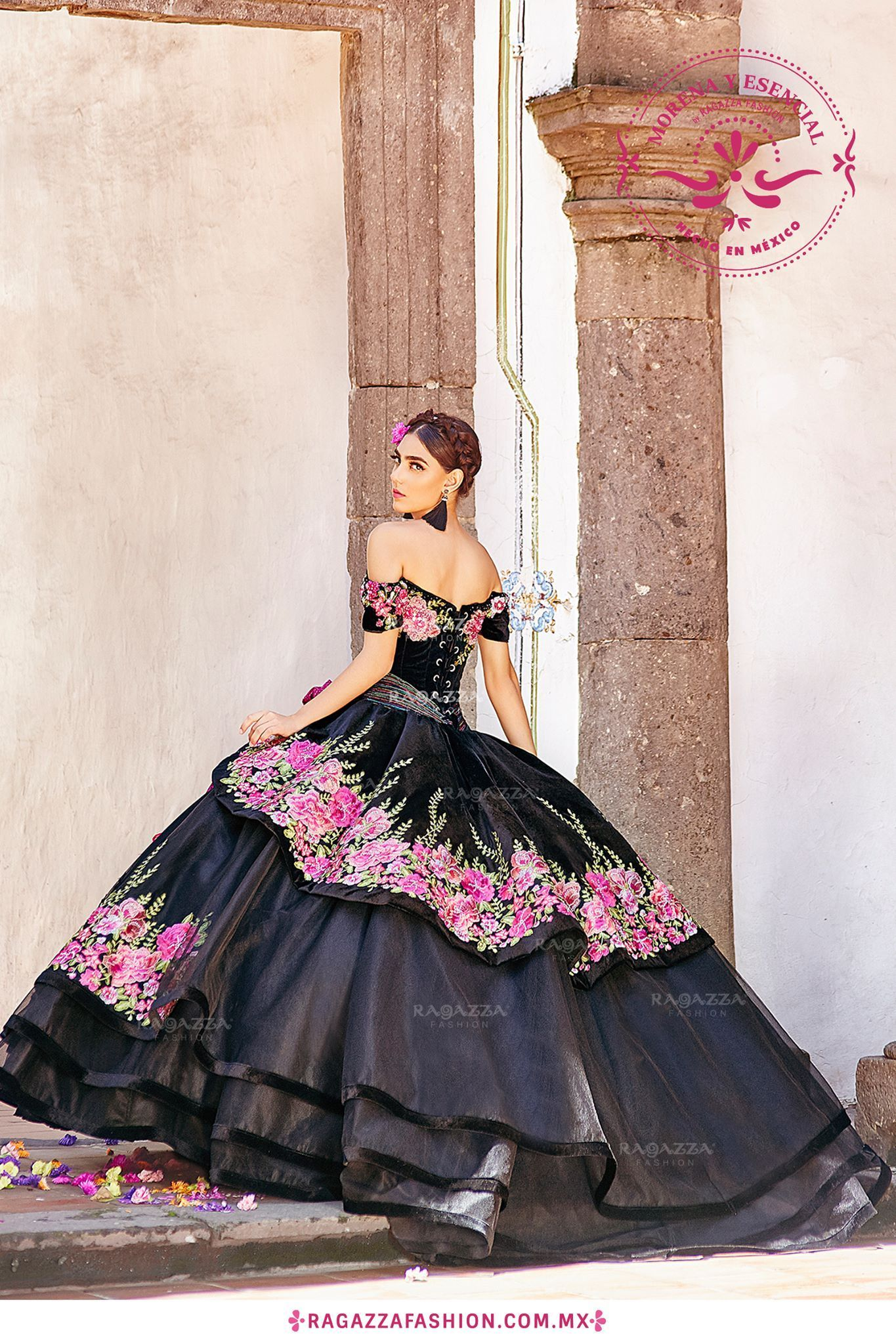 Ragazza Collection Mv15 115 En 2019 Vestidos Charros De Xv