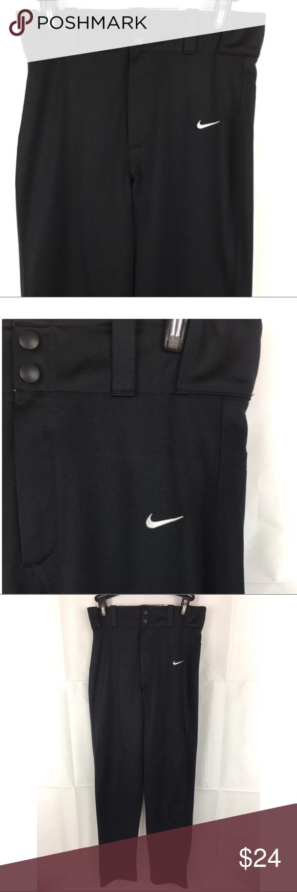 12d12cb84 Nike Core Baseball Pants Boys XL Nike Core dri fit open hem baseball pants  boys youth