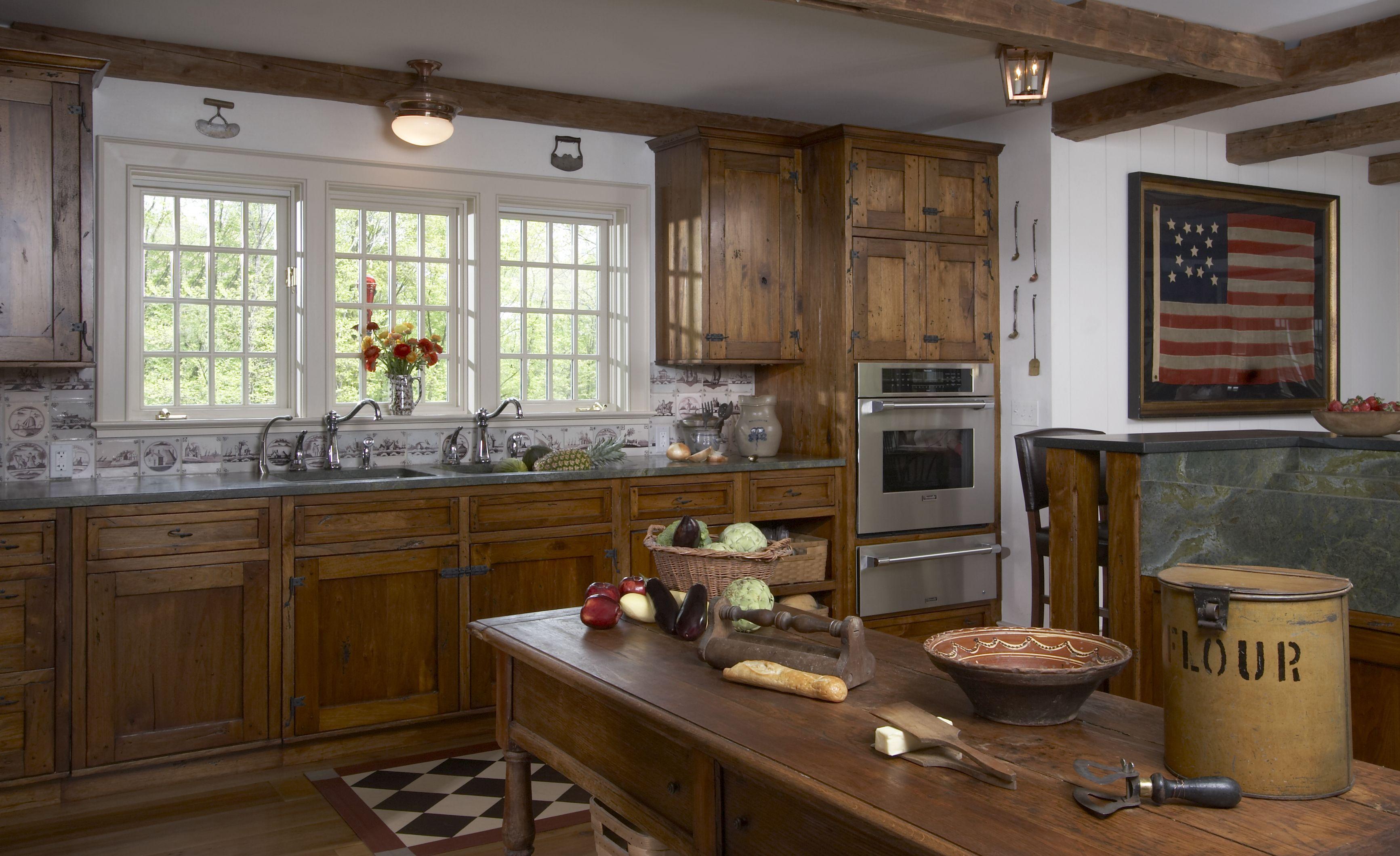 Kitchen Americana by Sarah Blank Design Studio | Americana ...