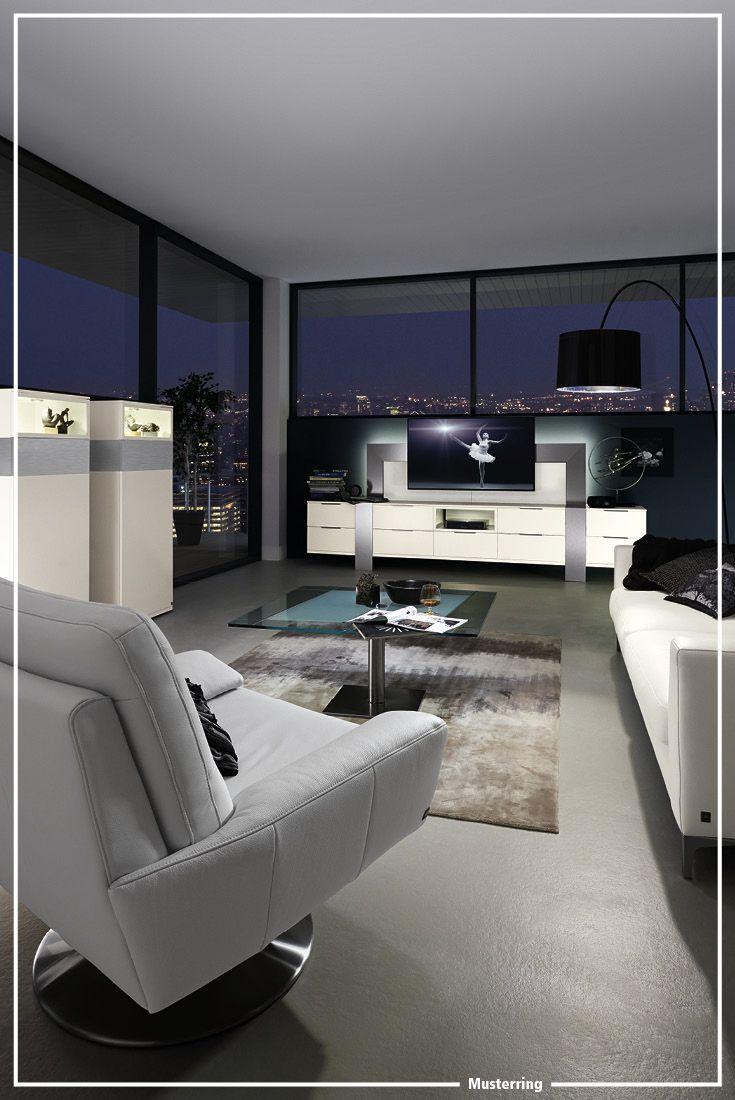 musterring media frame wohnzimmer living room das. Black Bedroom Furniture Sets. Home Design Ideas