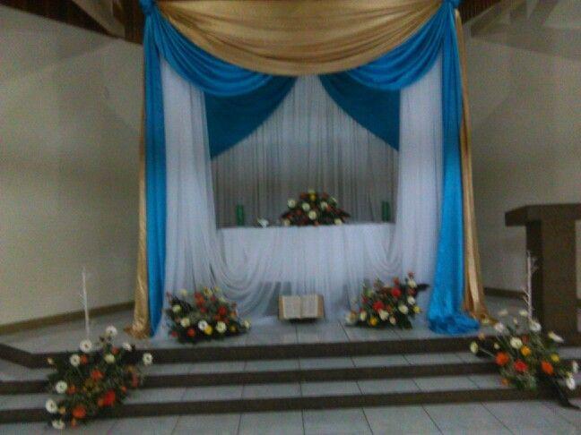 Altar A Jes 250 S Sacramentado Jmvcg Decoracion De Iglesia