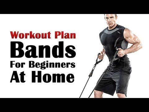 best 70 resistance band exercises to build muscle at home