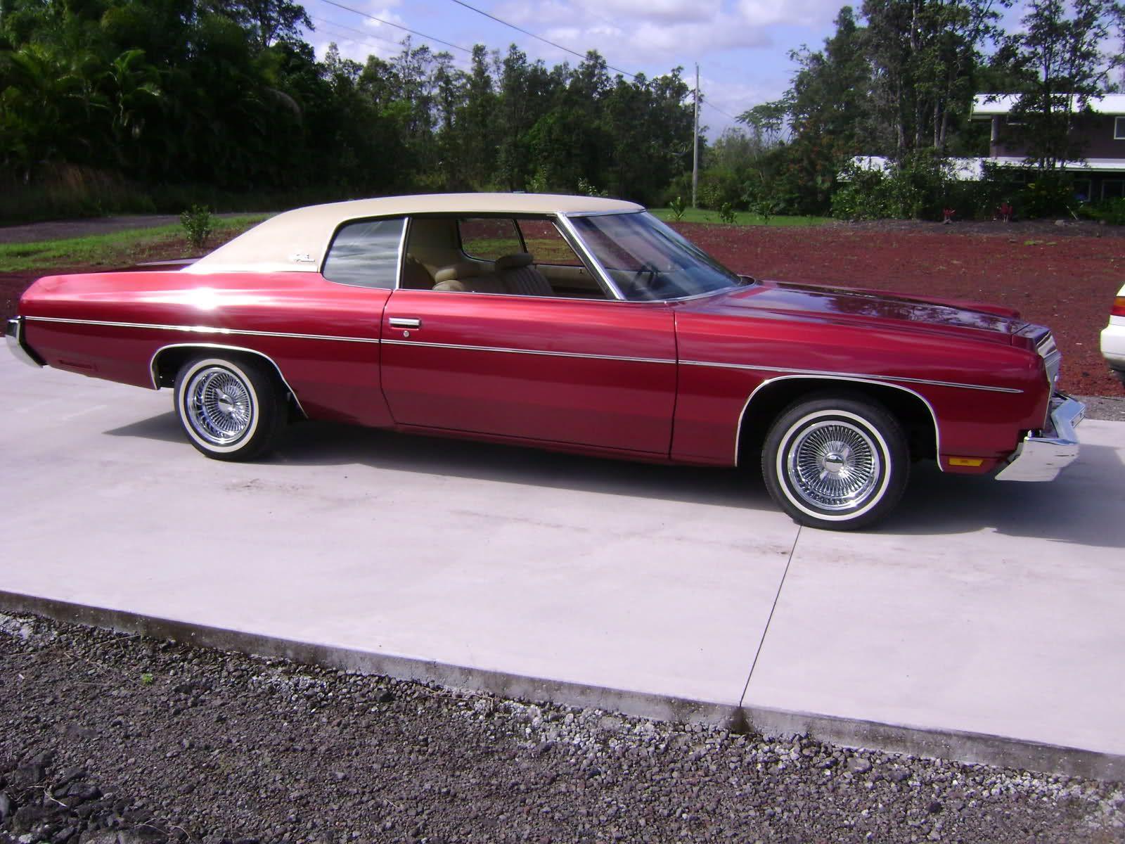 1973 impala thread 1973 impala