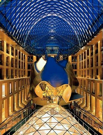 Dz Bank Building Pariser Platz Berlin Frank Gehry 2000 Arquitectura Contemporanea Arquitectura Moderna Arquitectura