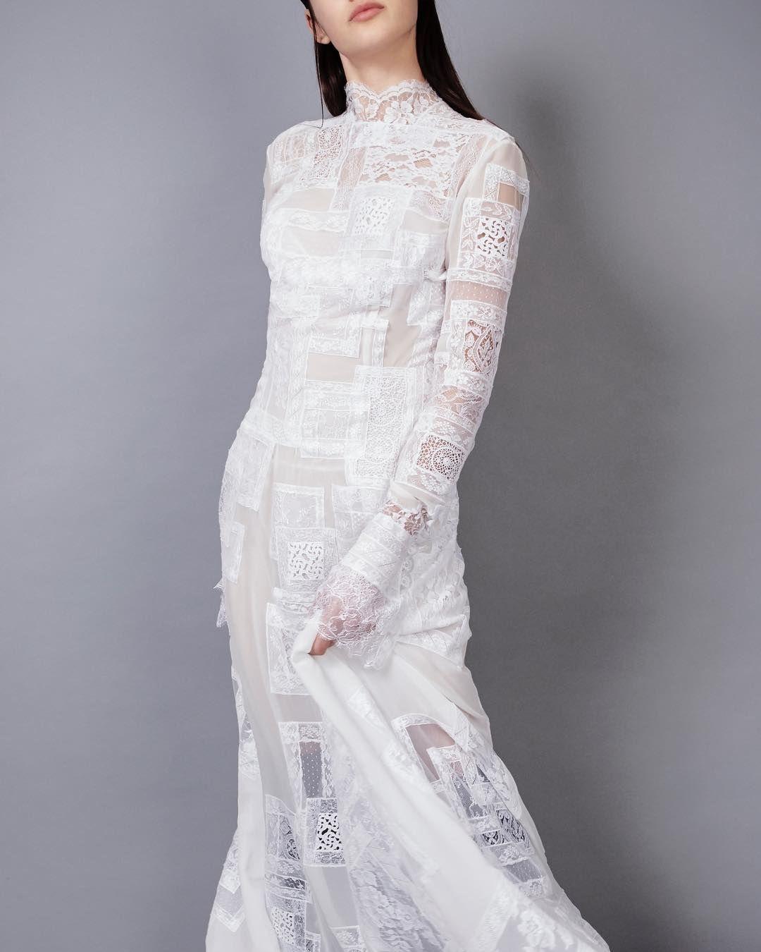 White Lace Eyelash Trim Transparent Beach Maxi Dress Shein Sheinside Beach Maxi Dress White Long Sleeve Dress Maxi Dress [ 1883 x 1413 Pixel ]