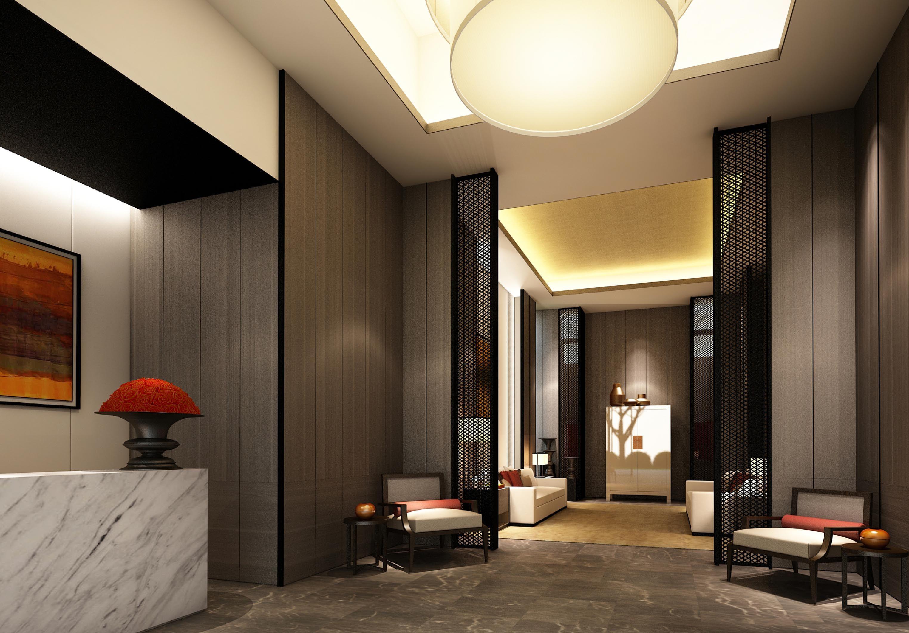 Apartment Interior Design Jakarta scda gcmn apartments, jakarta, indonesia | luxury residences