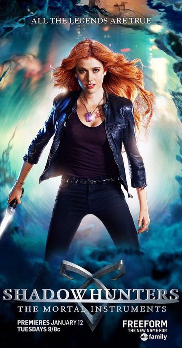 Shadowhunters Temporada 1 HD 720p Español Latino MEGA