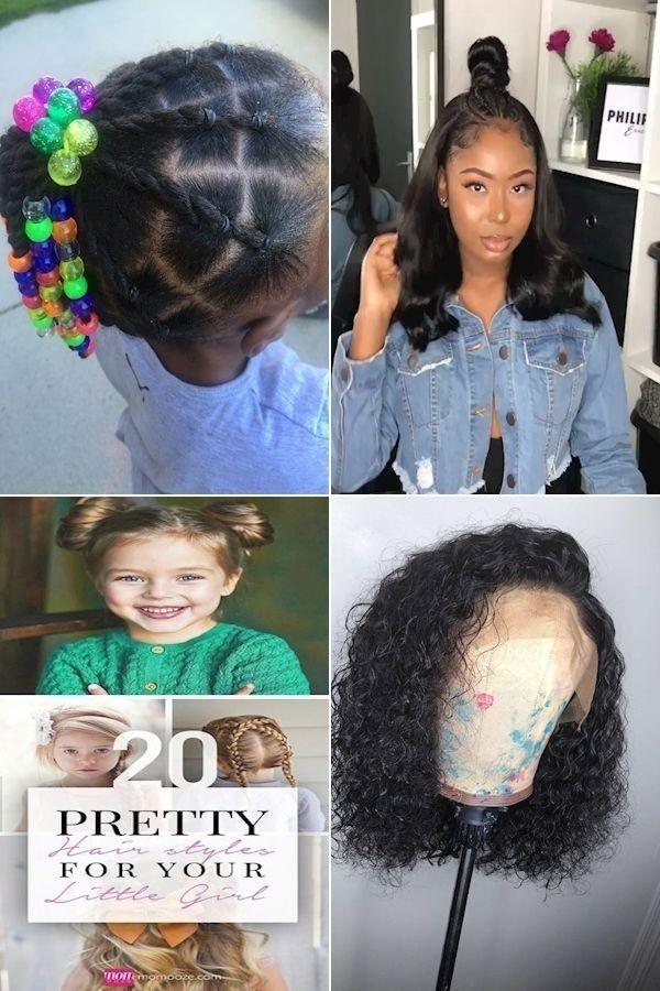 Photo of Idee per capelli corti Acconciature per bambini per ragazza Stili di capelli corti per bambini